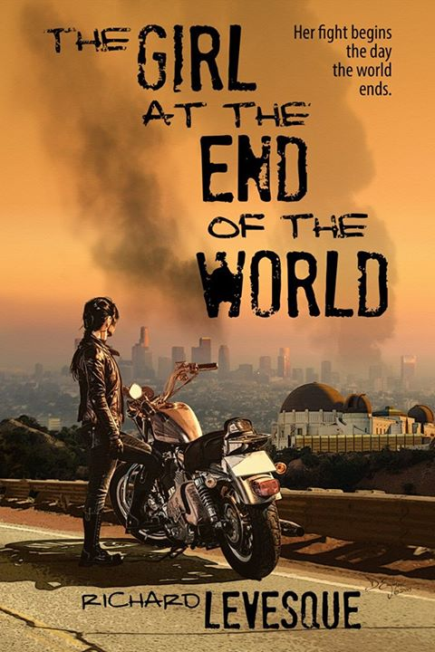 Girl at the end of the world